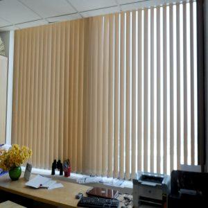 Tác dụng của rèm văn phòng tại hoàng mai