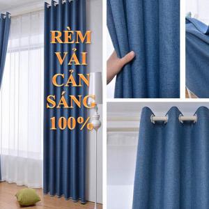 rèm vải cản sáng cách nhiệt tốt tại Hà Nội