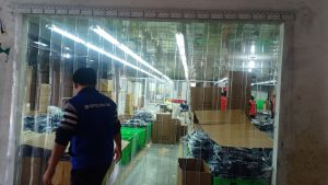 Địa chỉ cung cấp rèm nhựa ngăn lạnh điều hòa tại Lê Văn Lương – Hà Nội