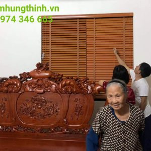 Ưu điểm của rèm sáo gỗ tại Sơn Tây - Hà Nội