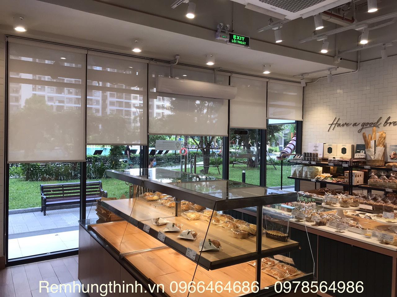 Rèm cuốn lưới tại phường Thanh Xuân Trung – Quận Thanh Xuân – Hà Nội